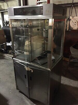 Gold Medal 1618ts 16oz Commercial Popcorn Machine Cabinet