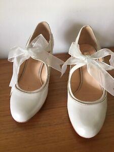 Vintage Rachel Simpson Leather dance shoes