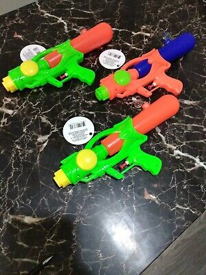 Lot Of 3 brand new Big water Gun SuperSoaker blaster so have safe fun boys&girls
