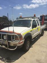 2002 Ford F250 Ute Forrestfield Kalamunda Area Preview