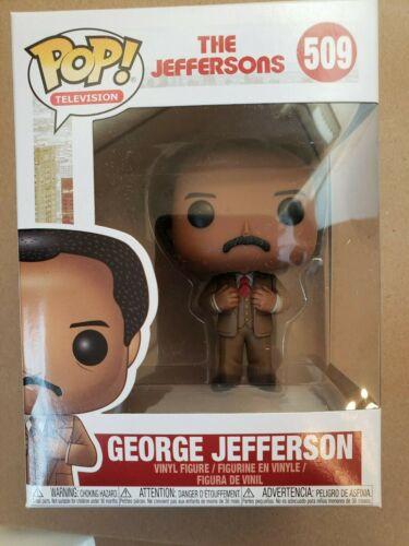 """THE JEFFERSONS"" GEORGE JEFFERSON VINYL FIGURE  2019"