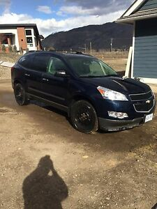 REDUCED!!!!  2012 Chevy traverse LS $14000