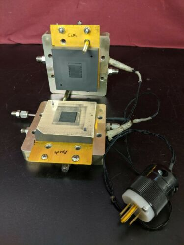 Fuel Cell Technologies Johnson Matthey Single Cell Hardware Fuel Cell #9