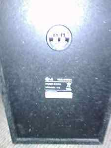 Lg 200 wtt rms Sub woofer off home cinema not needed works great Broadbeach Waters Gold Coast City Preview