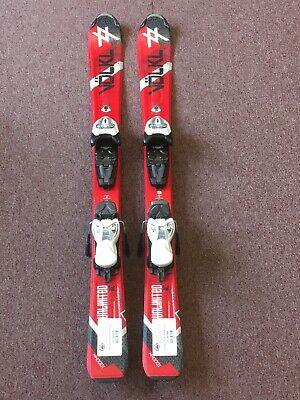100 Cm Volkl Junior Boys & Girls Skis w/ Marker 4.5 vMotion JR Bindings Volkl Girls Ski