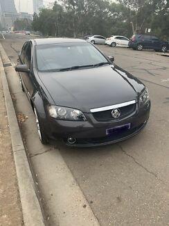 2007 Holden Calais V 5 Sp Automatic 4d Sedan Parramatta Parramatta Area Preview