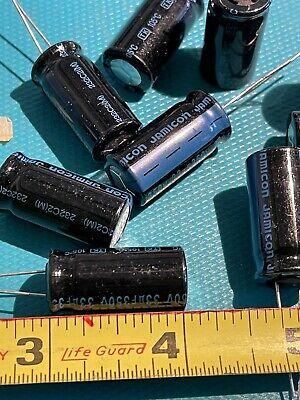 Capacitor Electrolytic 33uf 350v10 Pcs