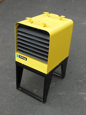 King Industrial Heavy Duty Electric Heater - 3 Phase 480v 15kw