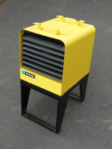 KING industrial heavy duty Electric Heater - 3 phase / 480V / 15KW