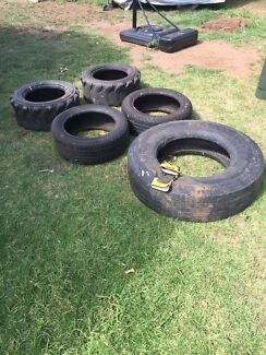 CrossFit fitness tyres
