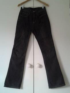 Hornee Motorcycle Jeans - Ladies Safety Jeans Size 9