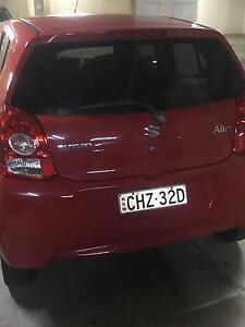 2012 Suzuki Alto Hatchback Strathfield Strathfield Area Preview