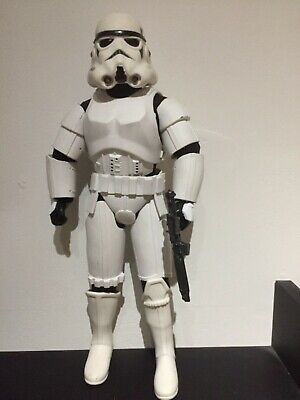 Vintage Star Wars 12 Inch Stormtrooper Figure Posable 1997