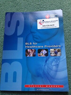 Bls For Healthcare Providers Student Manual By American Heart Association  2011