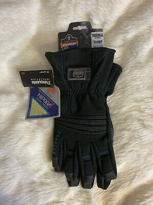 Tenacious Ergodyne Work Gear Thermal Waterproof Gloves Medium