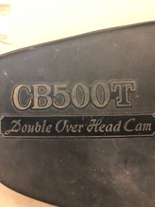 CB500T right side cover panel