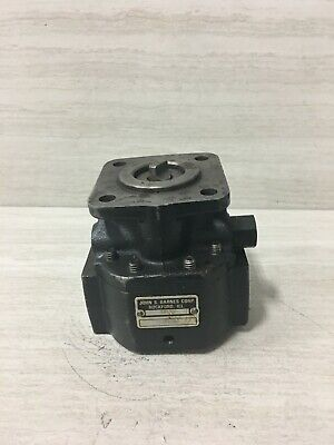 Haldex Hydraulic Pumps (HALDEX BARNES 1001562 HYDRAULIC GEAR PUMP  )