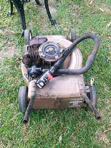 Victa lawn mower for parts Russell Lea Canada Bay Area Preview