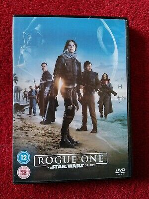 Rogue One  A Star Wars Story  on DVD UK