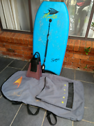 Manta bodyboard, bag and fins Woronora Heights Sutherland Area Preview