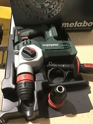 Metabo 600211890 18-volt 1-inch Sds-plus Rotary Hammer - Bare Tool