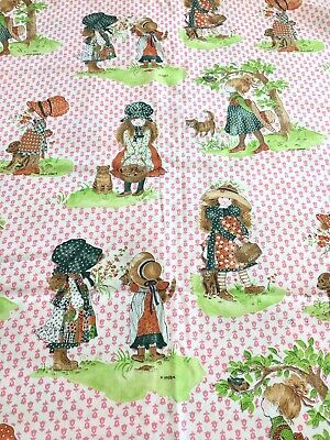 4 Yards Holly Hobbie Fabric