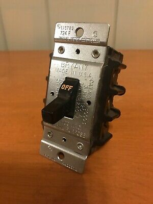 Bryant Manual Motor Starter Switch 30003 Used
