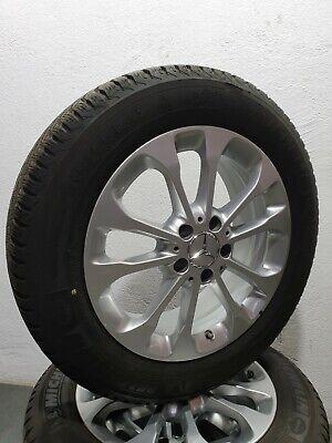"""3 Winterreifen 215 / 60 R17 Original Mercedes GLA Klasse X156 W156 17"""" Alu. RDK"""