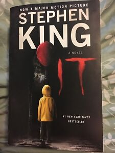 """Book - Stephen king's """"IT"""""""