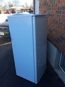 Free Danby stand up freezer