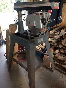 "Dewalt 10"" radial arm saw"