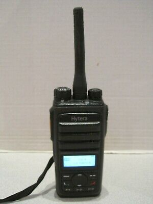 Hytera Pd562 U1 400-470mhz Uhf 16ch 4w Digital Two Way Radio