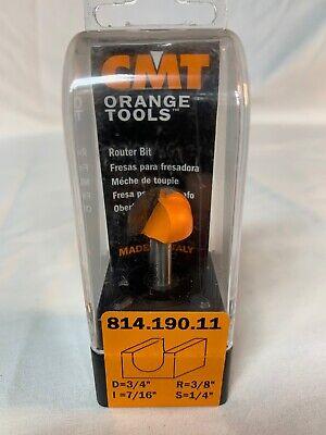 Cmt Tools 814.190.11 Round Nose Bit - 14-inch Shank 38-inch Radius