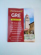 Gre preparation books for beginners