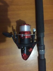 Abu Garcia fishing rod