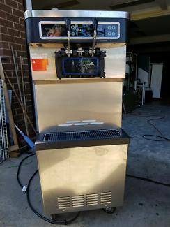Jet ice soft serve icecream or frozen yogurt machine floor model  Coburg North Moreland Area Preview