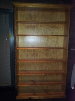 Tall Timber Bookcase