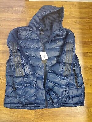 NWT Adidas Men's Performance  ITAVIC 3S Hooded Jacket Size XL