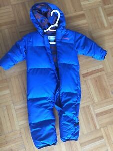 Toddler Snow Suit- 12-18 months- Columbia