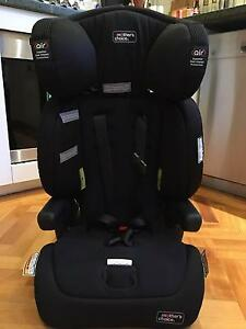 Seldom-used car seat with spare cover for sale Paddington Eastern Suburbs Preview