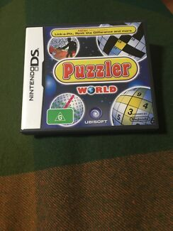 Puzzler world Ds game