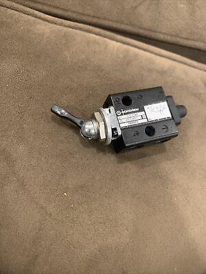 Norgren 03040302 Pneumatic Switch 2..10bar New