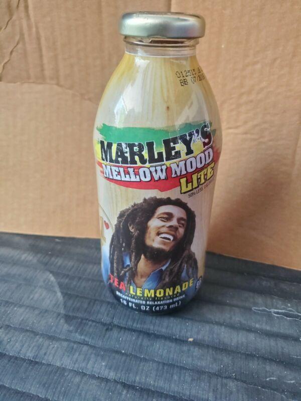 BOB MARLEY 12oz Marleys Mellow Mood Lite Tea Lemonade