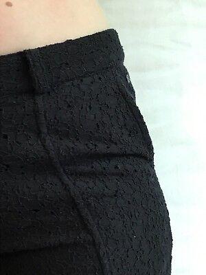 Short noir bnb jeans, t. 36
