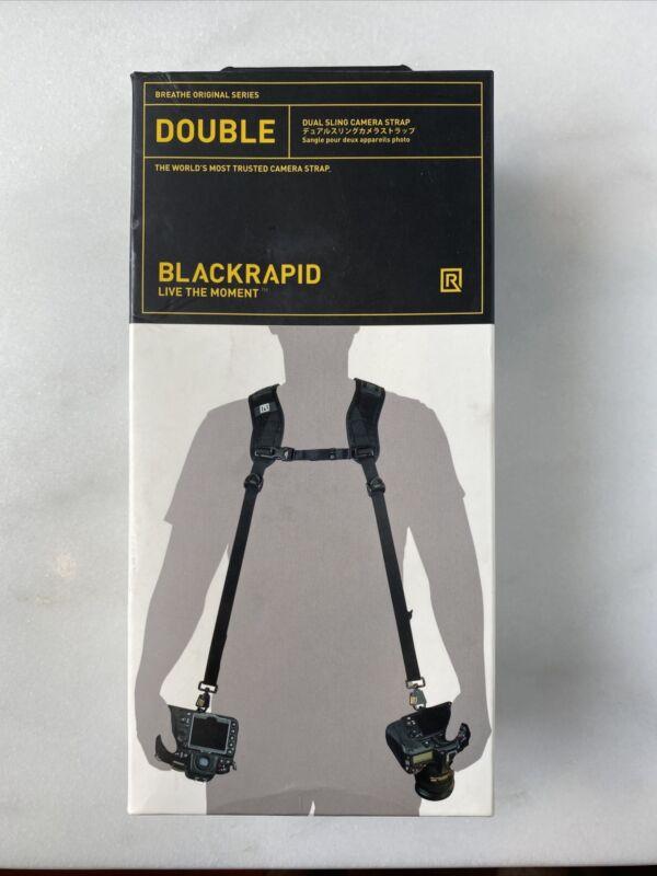 BlackRapid Breathe Double Camera Harness Strap