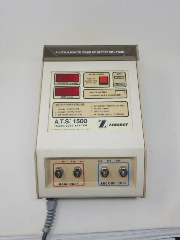 Zimmer ATS 1500 Automatic Tourniquet System