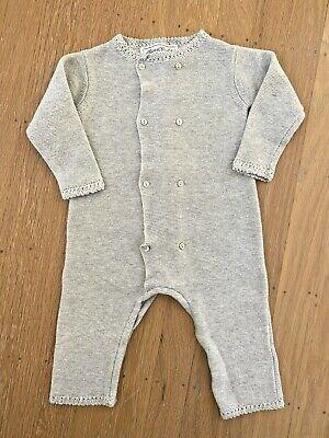 Tartine et Chocolat Unisex Baby Knitted One Piece, Size 9 Months, $100+