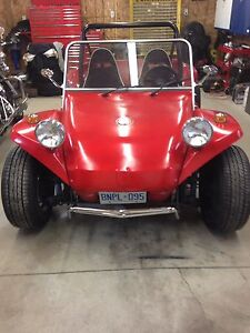 1969 street legal Dune buggy