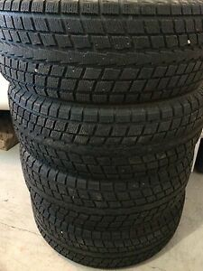 Winter tires 265/65/17 for sale!