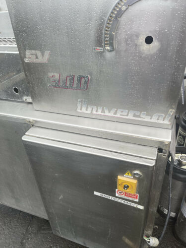 Bertuetti Universal SV300 Compact Soft Dough Divider * GEAR MOTOR PARTS ONLY *